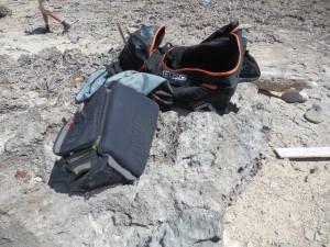 Tassen van Missoni gevonden op Bonaire