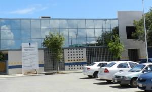 Het ZVK kantoor op Bonaire