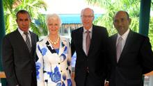 Leden College financieel toezicht Curaçao en Sint Maarten