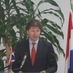Staatssecretaris van Onderwijs Sander Dekker.