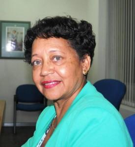 Gezaghebber Lydia Emerencia Foto: Openbaar Lichaam Bonaire