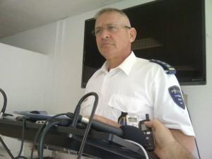 Korpschef Jan Rooijakker - Foto: Aimed Ayubi / Radio Digital