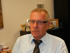 Hoofdofficier David van Delft