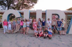 Leerlingen van CSG Dingstede Foto: Arjan Linthorst