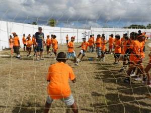 Koningspelen in Bonaire - foto: Belkis Osepa