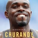 De omslag van Churandy's biografie