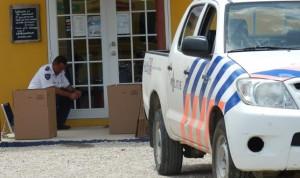 Inval op Bonaire, foto: Extra Bonaire