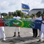 Stichting Save our Youth Curaçao organiseerde al eerder een manifestatie tegen criminaliteit