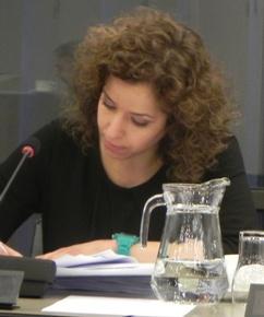 Wassila Hachchi - foto: Jamila Baaziz