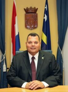 Eerste minister Ivar Asjes