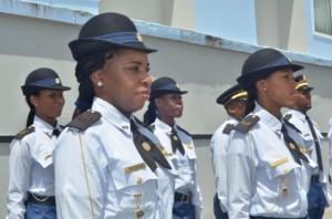 De klas van 2011 treedt aan voor actieve dienst
