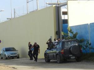 De gevangenis van Bonaire - foto: Belkis Osepa