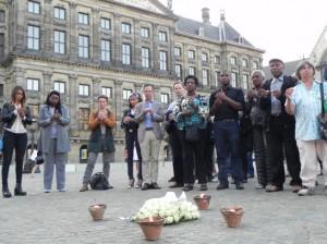 Kerwin herdenking 20 augustus 2013 - foto: Jamila Baaziz