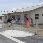 Fundashon Cas Bonairiano zegt de vastgoedbelasting niet te kunnen dragen - foto: Extra Bonaire