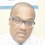 Ex-Minister van Financien Roland Tuitt - foto: Today / Milton Pieters