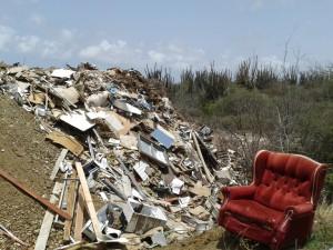 afval vuil