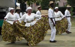 Dansgroep Mira nan, Ata Nos - foto: Jamila Baaziz