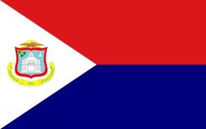 Vlag van Sint Maarten