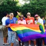 Gay Pride op Curaçao -foto: Natasja Gibbs