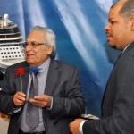 Isaak Rasmijn en Yazir Francisca bij uireiking MAAPP Awards - foto: Suzanne Koelega