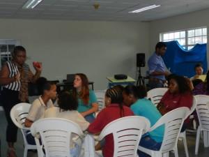 Scholengemeenschap Bonaire (SGB) wil meer aandacht te besteden aan ondernemerschap - foto: Belkis Osepa