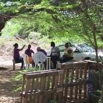 Ivette Melfor geeft gezinsbegeleiding aan probleemgezinnen in armoede