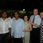 Andy Melaan en Nozai Thomas zijn vrijgesproken - foto: Belkis Osepa