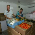 Bondigro een belangrijke speler geworden op de levensmiddelenmarkt - foto: Belkis Osepa