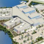 Ontwerp nieuw ziekenhuis
