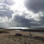 Het strand van de hondenbegraafplaats - foto: Ariën Rasmijn