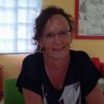 Maatschappelijk werker Ankie Blank - foto: Hazel Durand