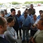 Postmedewerkers maken zich grote zorgen - foto: Extra Bonaire