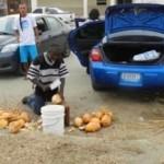 Bonairianen leven ver onder de armoedegrens - foto: Belkis Osepa