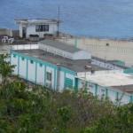 De Pointe Blanche gevangenis in Sint Maarten - foto Today / Hilbert Haar