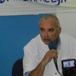 Dokter Michael Hermelijn - foto: Belkis Osepa