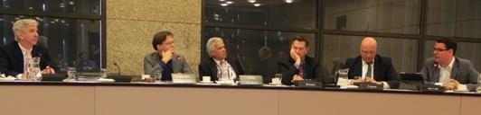 Debat Tweede Kamer met minister Plasterk 24 april - foto: Jamila Baaziz