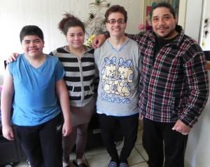 Familie Maduro - foto: Jamila Baaziz