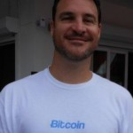 Bitcoin-promotor Ryan Higgins - foto Today / Hilbert Haar
