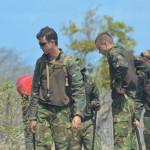 Zoekactie Defensie - foto Bòi Antoin