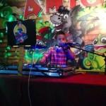 DJ Justin - foto Facebook-pagina Justin Lopez