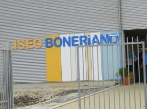 Liseo Boneriano havo/vwo unit waar de leerlingen slechte examenresultaten hebben behaald - foto: Belkis Osepa