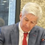Minister Ronald Plasterk - foto: Jamila Baaziz