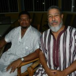 Anouar Plaate en Muhammad Nicolaas
