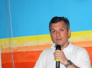 MFK-leider Gerrit Schotte - foto: Anneke Polak