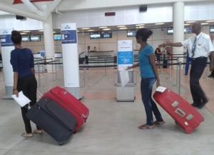 Twee zusjes vertrekken naar Nederland om te gaan studeren (foto: Elisa Koek)
