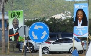 Deze billboards moeten verwijderd worden. Foto Today / Hilbert Haar