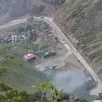 Dumpplaats op Saba - foto: Hazel Durand