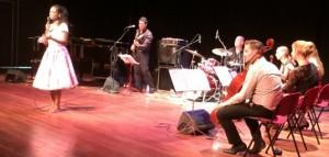 Izaline Calister en Dudok Kwartet bij concert Tula-herdenking - foto: Jamila Baaziz