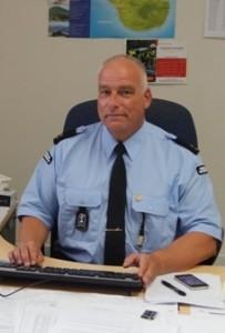 Politiechef Maurice van Velzen