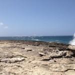 Playa Kanoa is een redelijk afgelegen gebied - foto: Leoni Leidel-Schenk